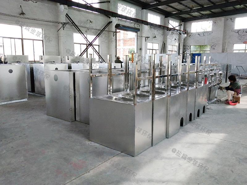景德鎮下水道油水分離裝置標準要求