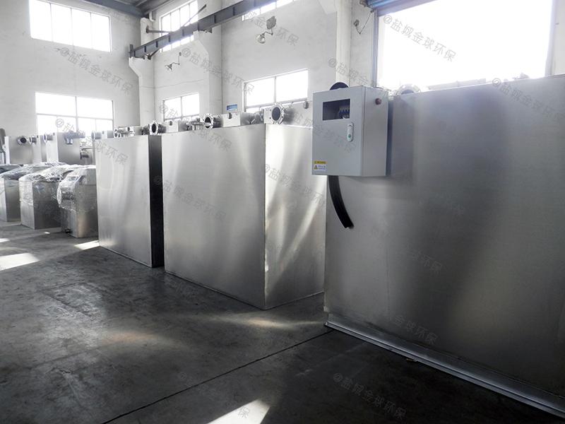 江西新型一體化設備油水分離裝置多少錢一個