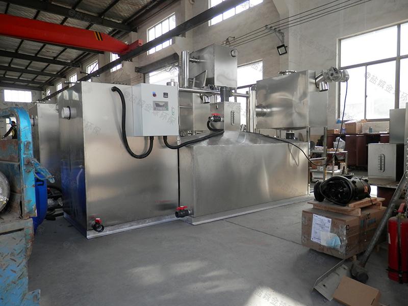 贛州地面隔油隔渣設備一體化泵站廠家