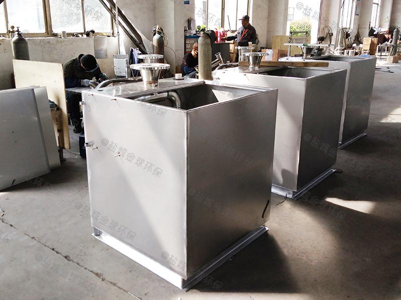 撫州三級處理油水分離器標準