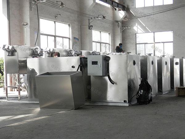 商家埋地式智能气浮式隔油设备安装视频
