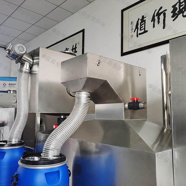 火锅店大型埋地自动刮油隔油过滤器品牌排行榜