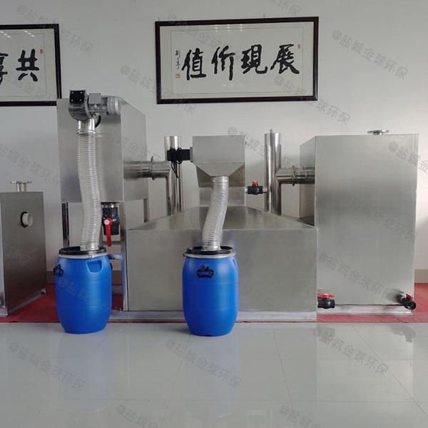 购物中心大型智能型油水分离器设备改造哪家好