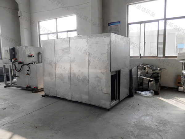 商城地面式简易一体化隔油池提升设备生产