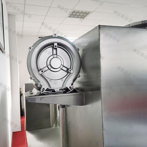 餐馆大室内全能型水油分离行业