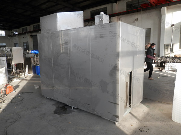 小区地下式大型全自动智能型废水隔油器的油如何处理