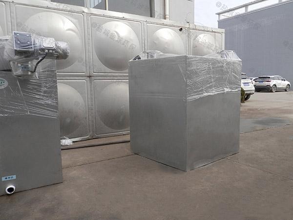 餐饮业中小型地面全能型下水道油水分离器在哪体现
