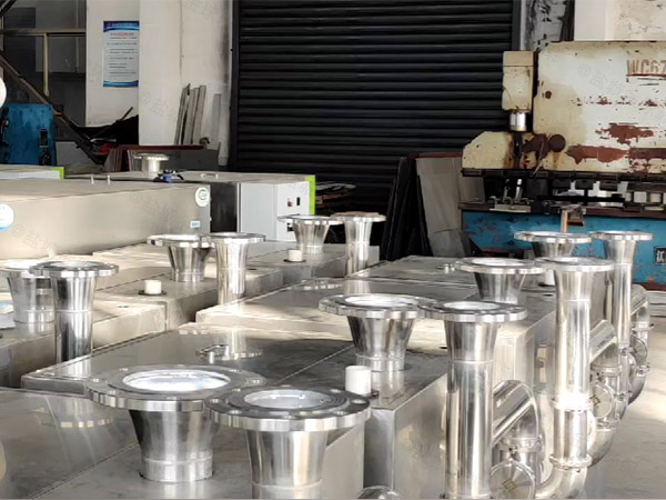 中餐大型地埋組合式油脂分離設備規格價格