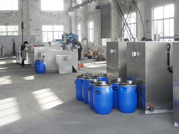地面式移动式污水油水分离设备哪个厂家的好