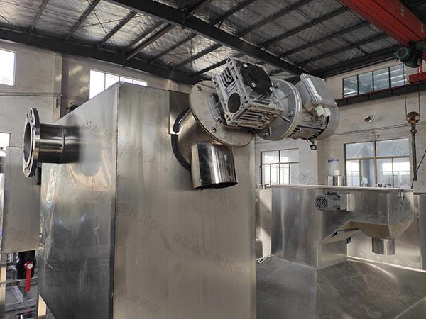 火鍋中小型地上式多功能成品油水分離器產品介紹