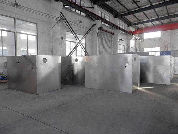商用大室内移动式三相油水分离设备改造价格