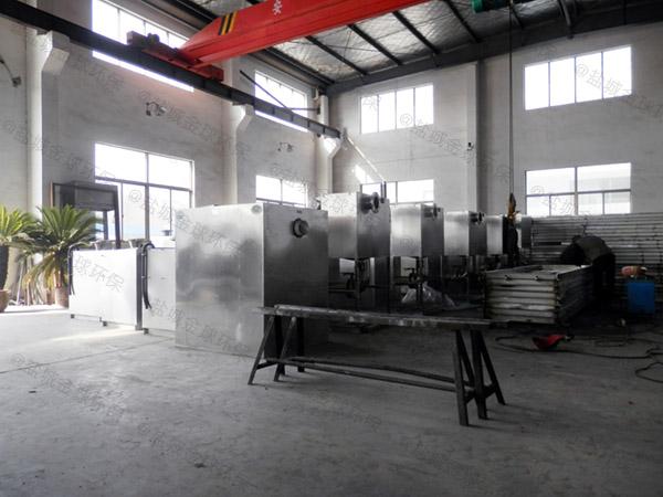 商业大型自动提升隔油排污设备生产厂家