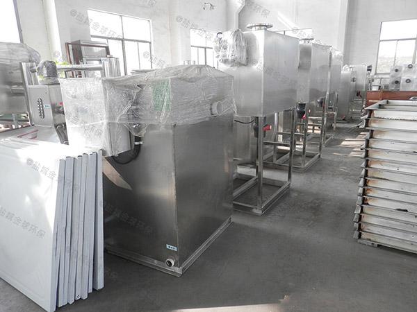 家庭大型埋地式自動油水分離機設備檢驗