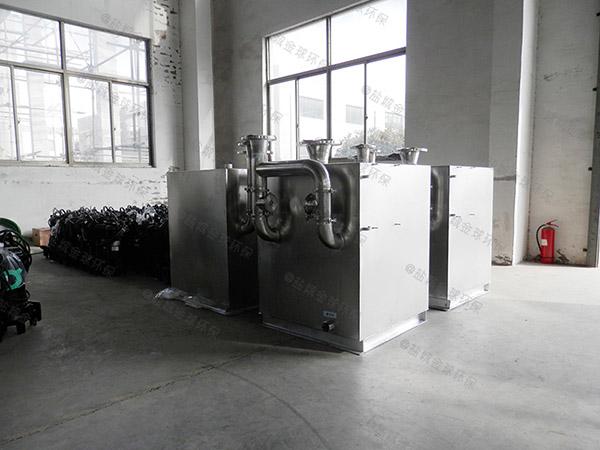 居民用大型室内移动气浮式自动隔油器哪个品牌好