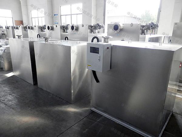 商用大室内简易成套隔油池设备那里买