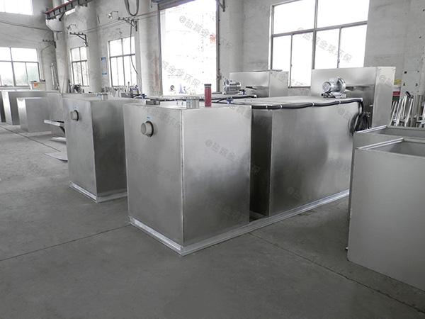 商家室外移动式油水分离净化器生产公司