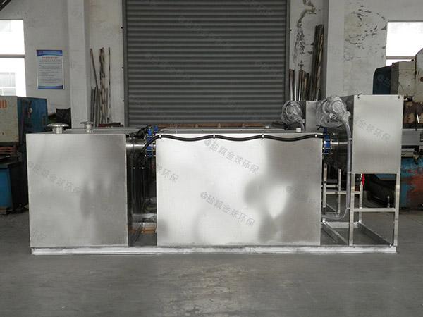 购物中心甲型混凝土隔油提升设备一体化装置排名