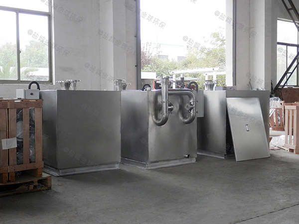 学校地面式简单污水处理设备出厂价格
