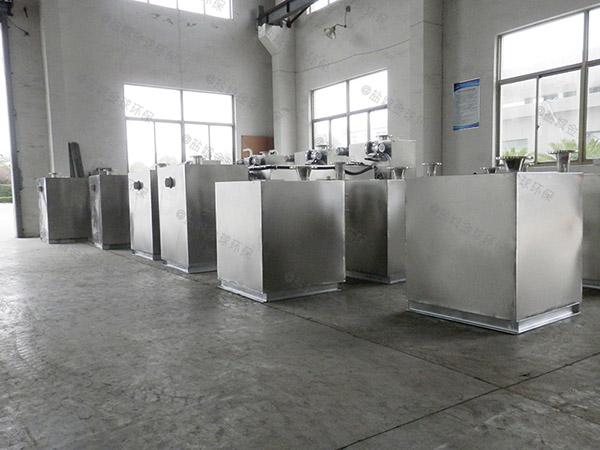 生活地下室无动力一体化隔油设备供应厂家