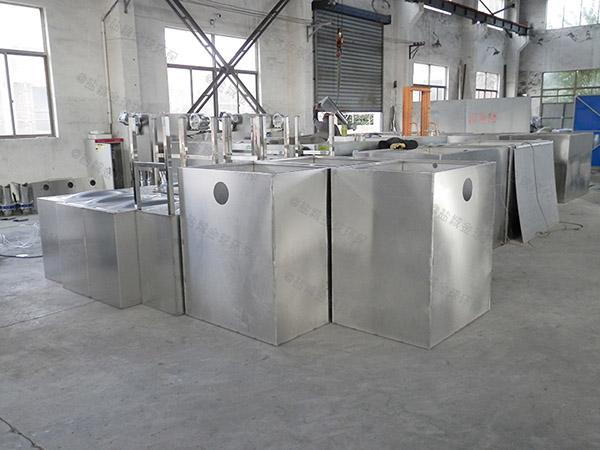 工地食堂100人砖砌隔油过滤设备市场分析