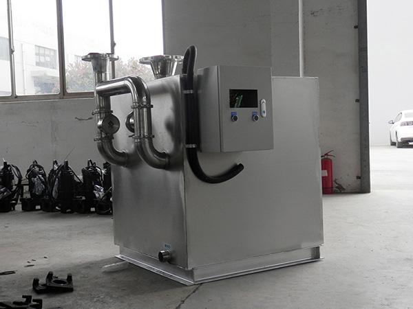 学校埋地多功能污水处理设备制造标准