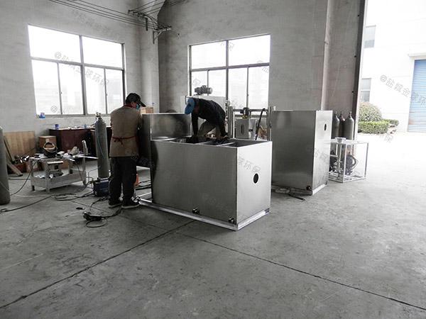 餐饮行业小型混凝土隔油池设备生产商电话