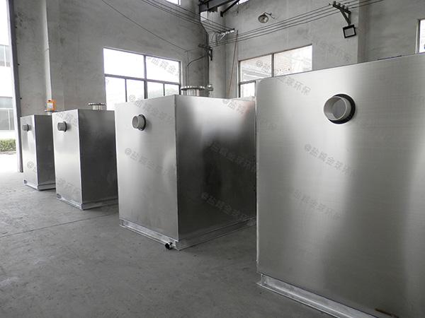 饭馆2号混凝土隔油成套设备生产商