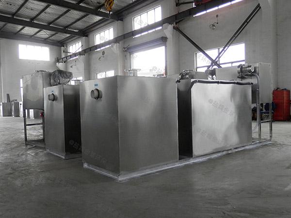 生活地面式多功能油水分离提升设备供货厂商
