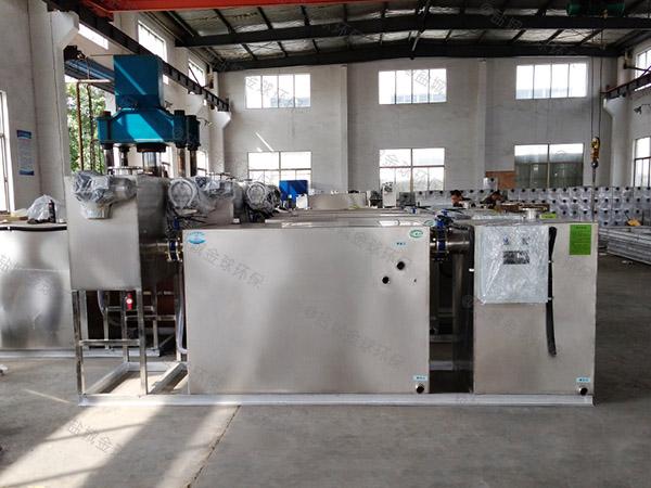 小区室外多功能隔油装置供货厂家