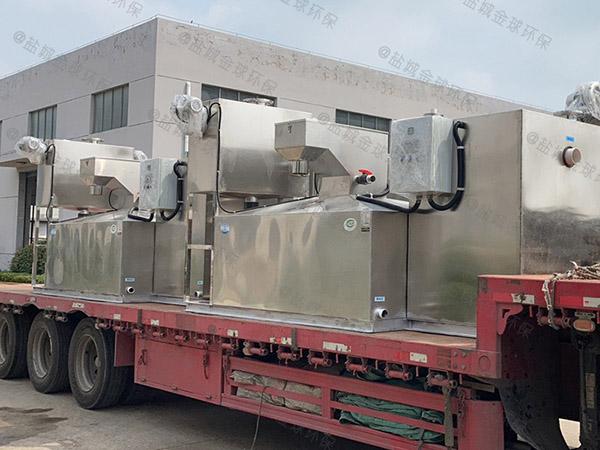 学校室外机械污水处理设备厂家直销